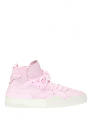 'bball' high-top sneakers od ADIDAS by Alexander Wang