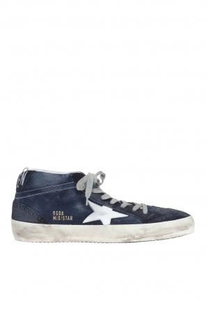 'mid/star' high-top sneakers od Golden Goose