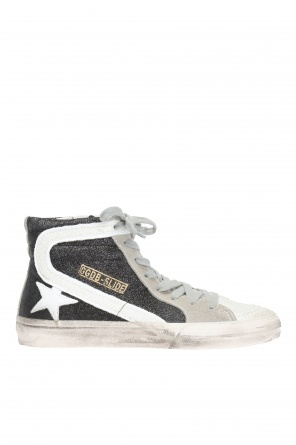 'slide' high-top sneakers od Golden Goose