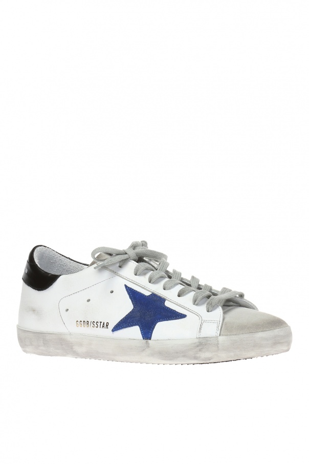 'superstar' sport shoes od Golden Goose
