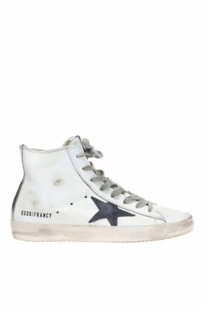 'francy' high-top sneakers od Golden Goose