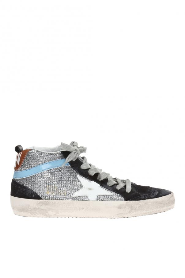 75bdeeeb6e72 Mid Star' high-top sneakers Golden Goose - Vitkac shop online