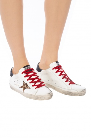 'superstar' time-worn sneakers od Golden Goose