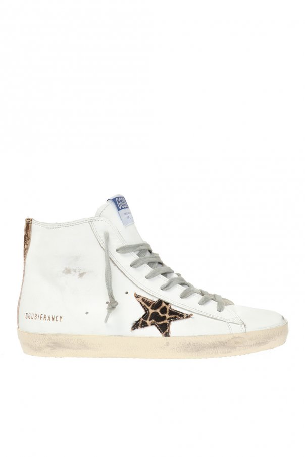 fe3d2b500d04 Francy' high-top sneakers Golden Goose - Vitkac shop online
