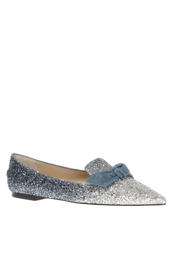 0ee3795920a Gabie  glitter ballet flats Jimmy Choo - Vitkac shop online