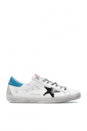'superstar' sneakers od Golden Goose