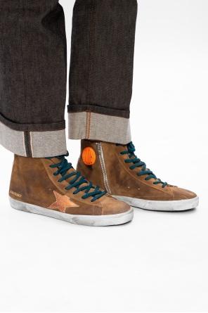 'francy' high-top sneakers od Golden Goose