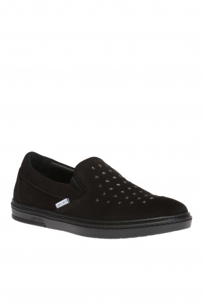 'grove' slip-on sneakers od Jimmy Choo