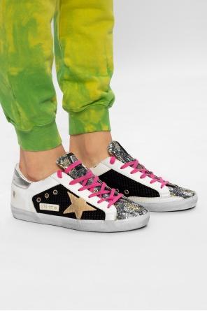 'superstar' sneakers od Golden Goose