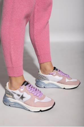'running sole' sneakers od Golden Goose
