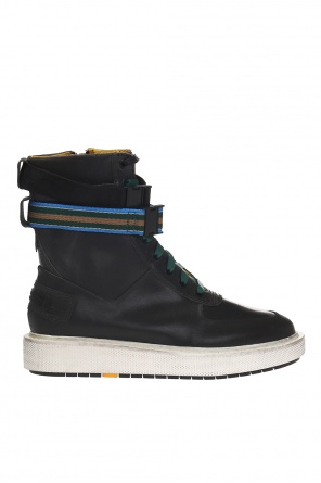 'c-cage high st' ankle high sport shoes od Diesel