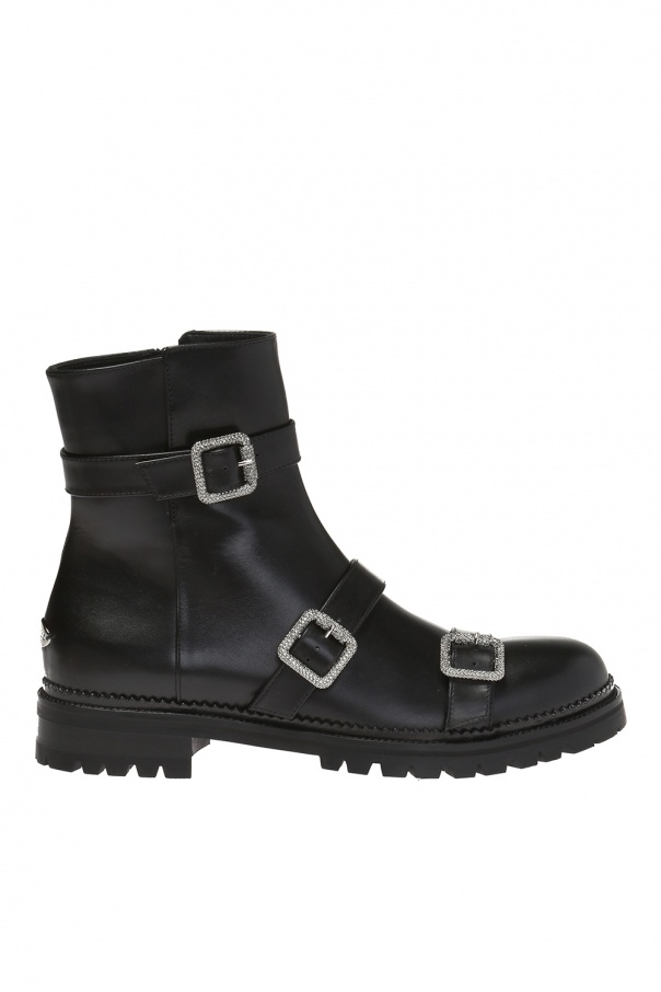 7cb0f0da7d8 Hank Flat' ankle boots Jimmy Choo - Vitkac shop online