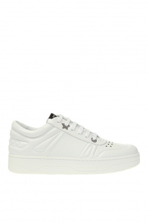 'hawaii f' sneakers od Jimmy Choo