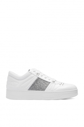 'hawaii' high-top sneakers od Jimmy Choo