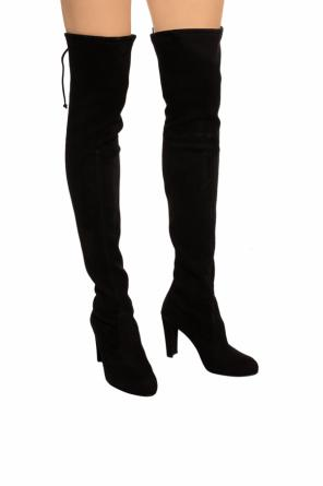 'highland' over-the-knee boots od Stuart Weitzman