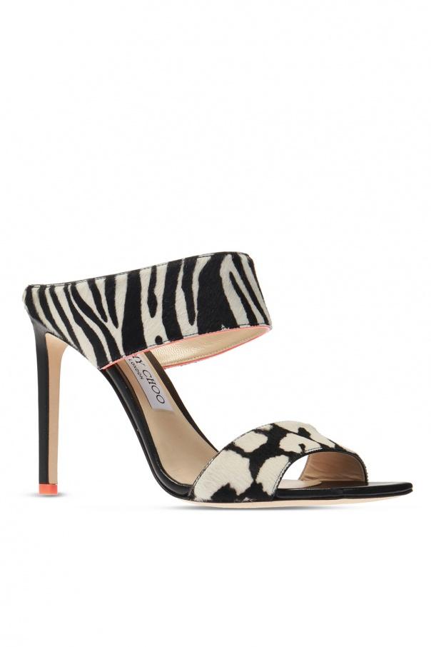 'hira' heeled sandals od Jimmy Choo