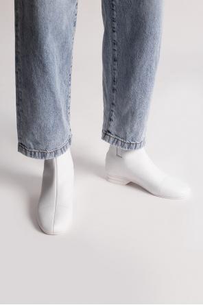 '2001' heeled ankle boots od Raf Simons