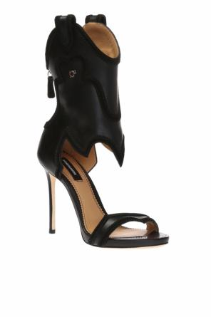 'rodeo girl' heeled shoes od Dsquared2