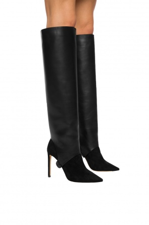 'hurley' boots with detachable upper od Jimmy Choo