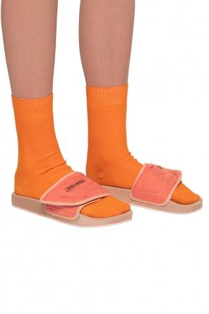 品牌拖鞋 od Heron Preston