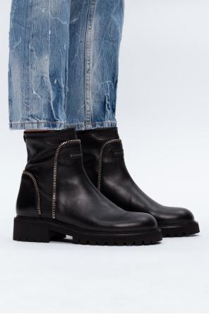 'rodger' ankle boots od Giuseppe Zanotti