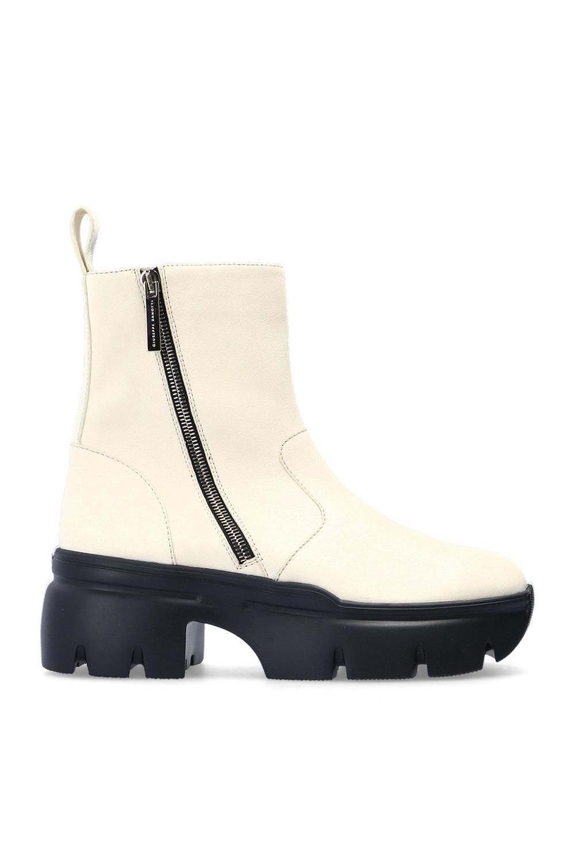Giuseppe Zanotti 'Apocalypse' platform ankle boots