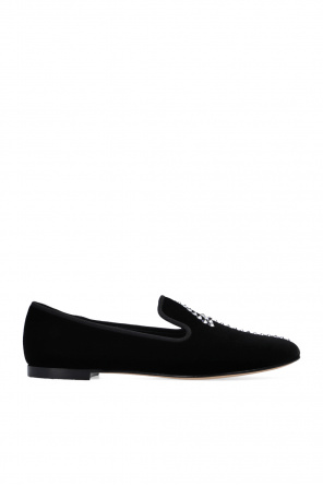 'dalila' loafers od Giuseppe Zanotti
