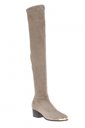 'molly' over-the-knee heeled boots od Giuseppe Zanotti