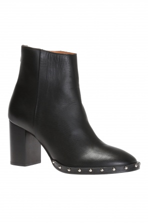 'inez' heeled ankle boots od AllSaints