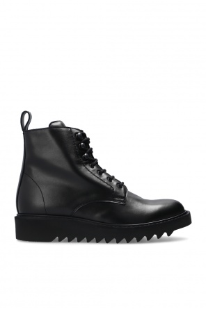 'nevada' leather ankle boots od Giuseppe Zanotti