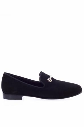 Loafers with decorative buckle od Giuseppe Zanotti