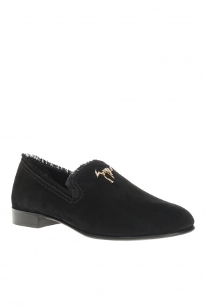 'william' loafers od Giuseppe Zanotti