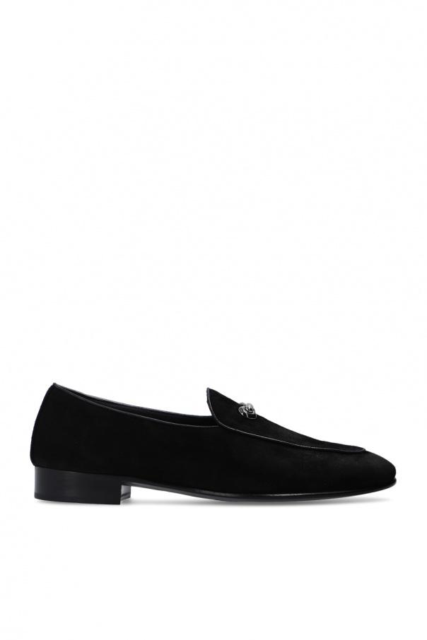 Giuseppe Zanotti Suede loafers