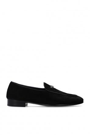 Suede loafers od Giuseppe Zanotti