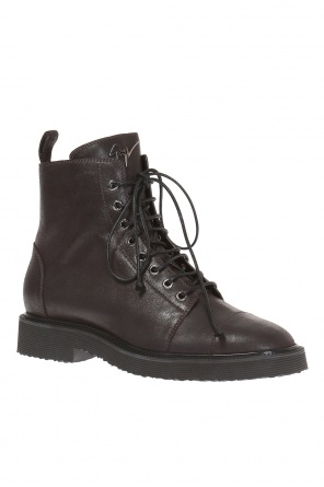 High-top 'chris' boots od Giuseppe Zanotti