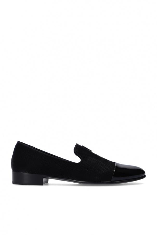 Giuseppe Zanotti 'Cut' loafers