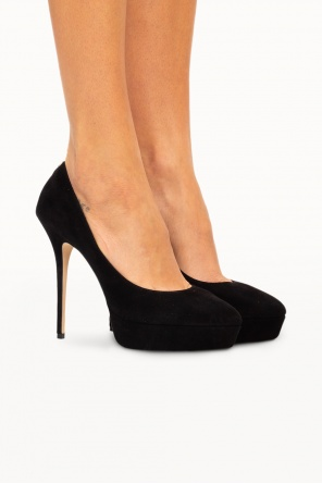 'jenara' platform pumps od Jimmy Choo