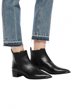 'jensen' heeled ankle boots od Acne
