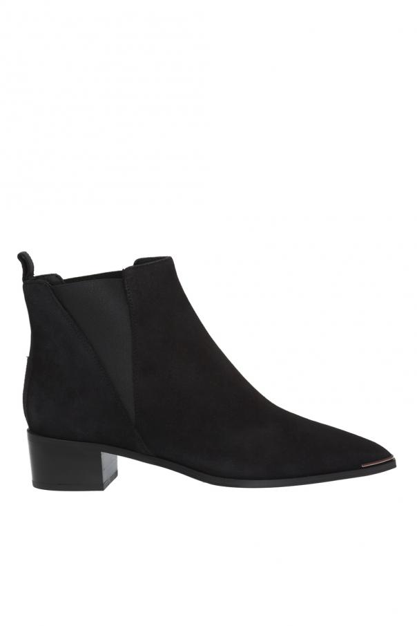 Acne 'Jensen' heeled ankle boots