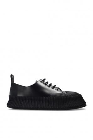 皮革运动鞋 od JIL SANDER