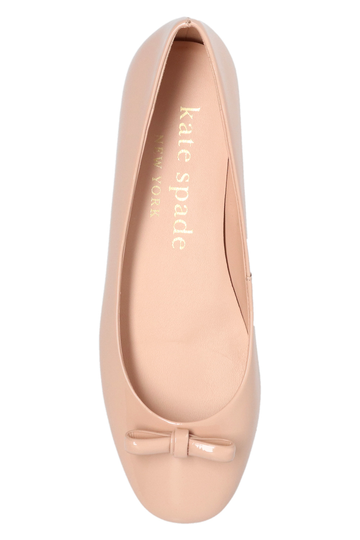 Kate Spade 'Kiersten' ballet flats with bow