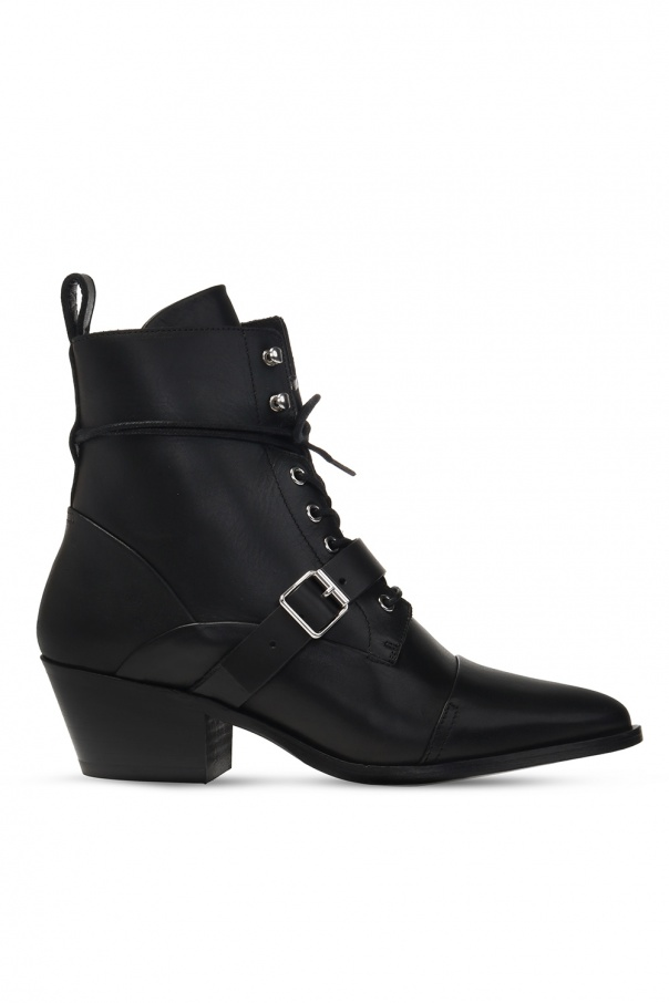 AllSaints 'Katy' leather ankle boots