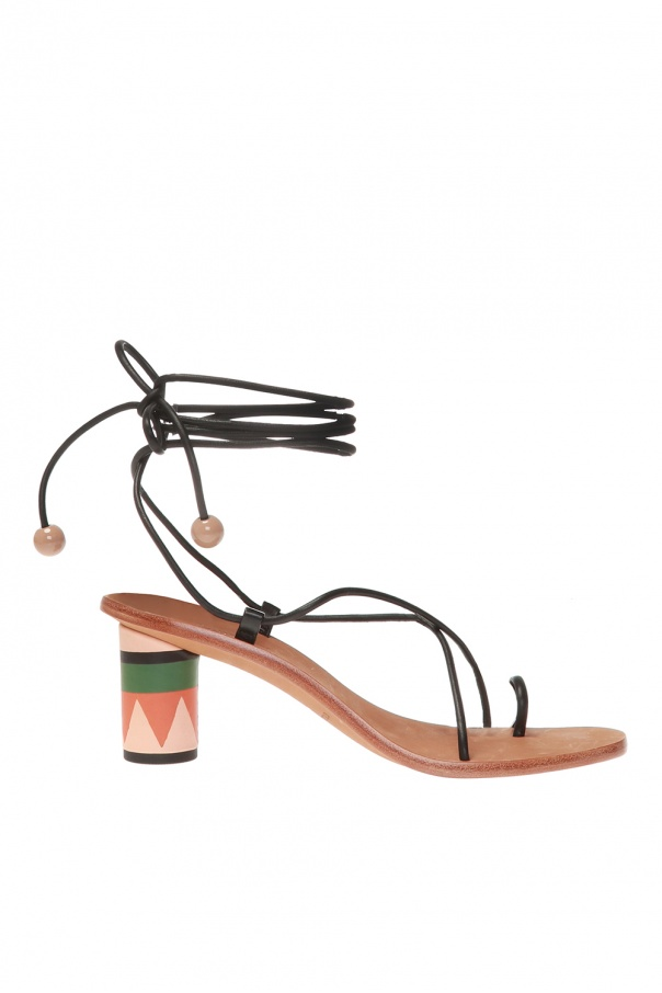 Ulla Johnson 'Kaya' heeled sandals