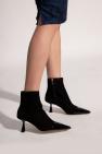 Jimmy Choo 'Kix' heeled ankle boots