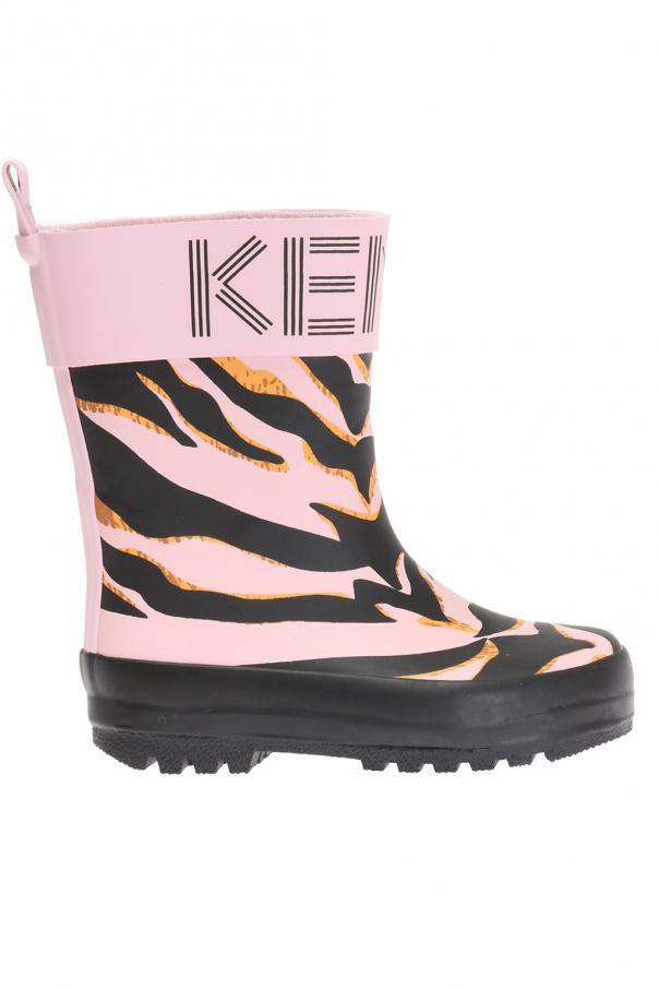887647407 Printed rain boots Kenzo Kids - Vitkac shop online