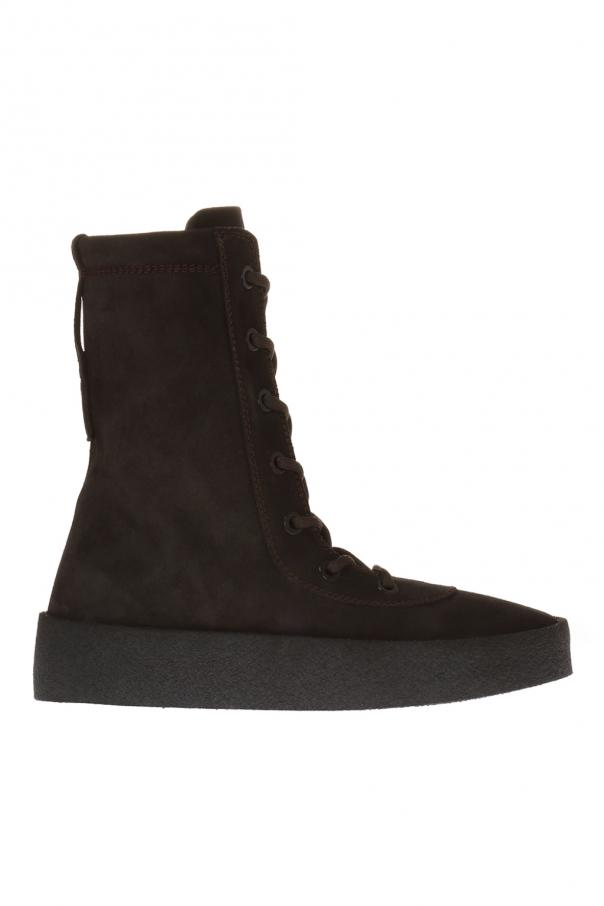 2d405beaa2a1c Lace-up ankle boots Yeezy - Vitkac shop online