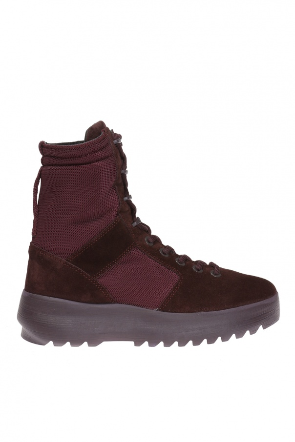 Lace-up boots od Yeezy