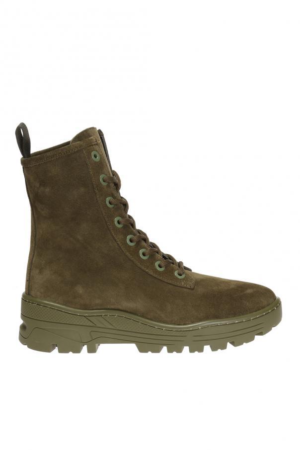 abc8e4bae6d Lace-up boots Yeezy - Vitkac shop online