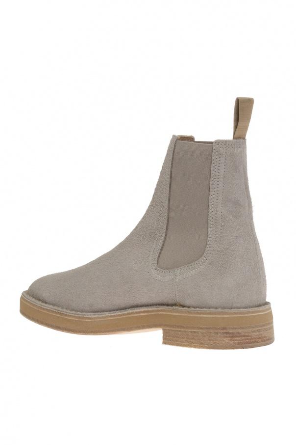 dd1447e9d2b Suede chelsea boots Yeezy - Vitkac shop online