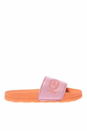 5477976c01a ... Logo-embossed slides od Kenzo Kids quick-view